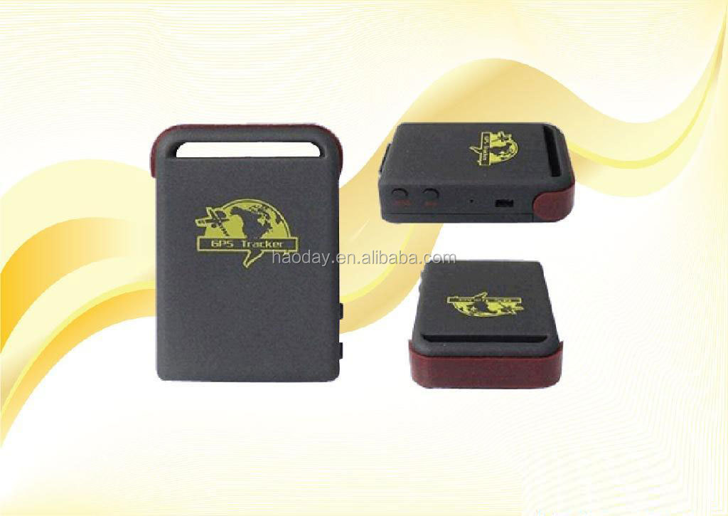 Wholesale Free shipping Original TK102 Mini Vehicle GPS Tracker ...