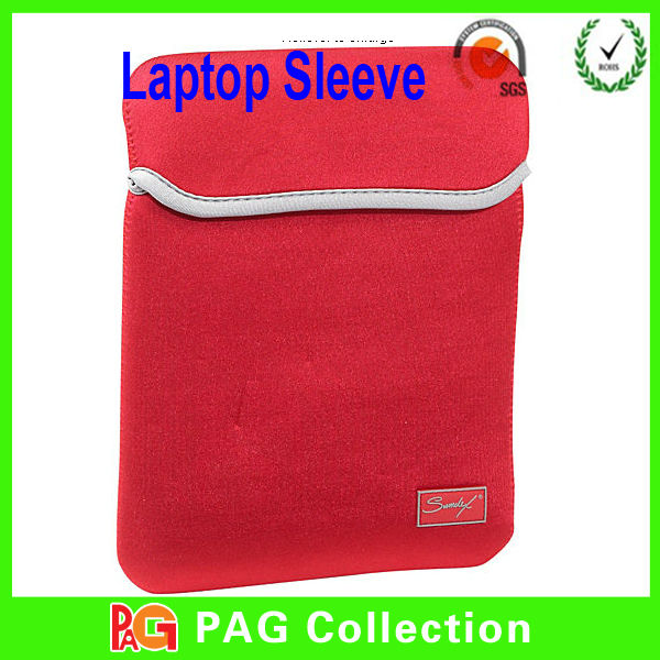 Reversible 14 Inch Neoprene Laptop Sleeve / Bag / Case Without ...