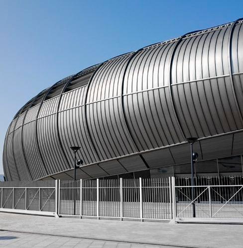 2016 New Building Materials Titanium Zinc Sheet Metal Roofing