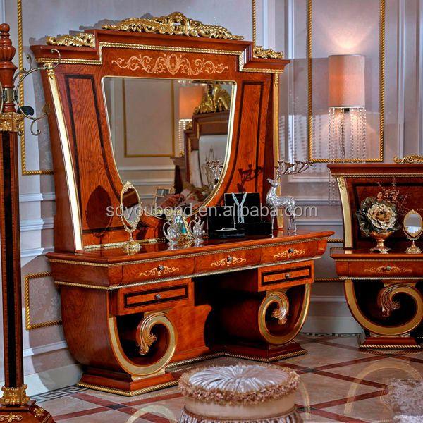0038 Italy Luxury Wooden Bedroom Furniture Set Buy Bedroom
