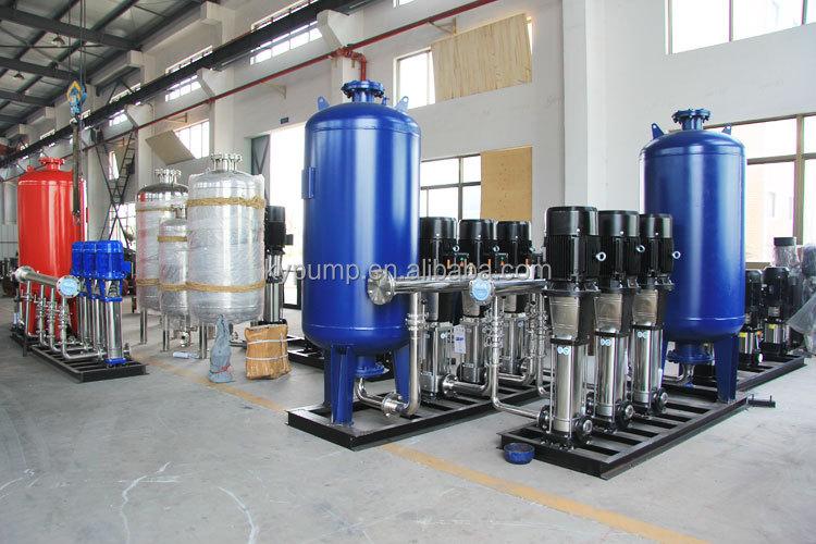 Qdl Vertical Multistage Centrifugal Jockey Pump Water
