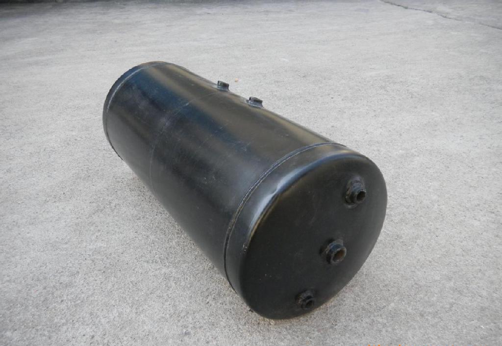 Truck air brake tanks l pressure vessel storage tank