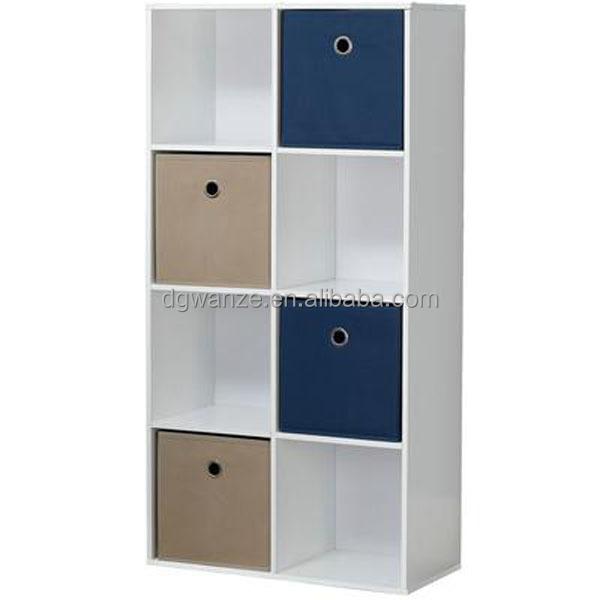 Folding Fabric Storage Boxes/kids Storage Cube /non Woven Bin Storage Bins