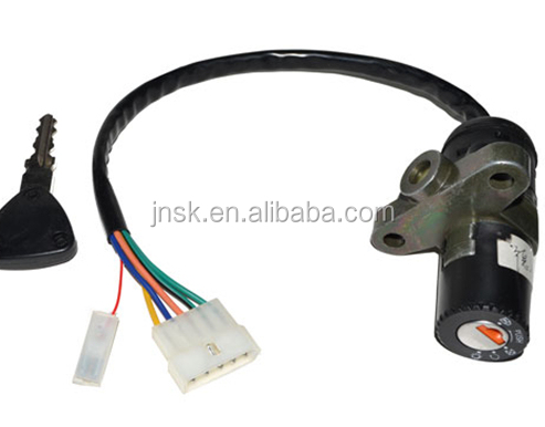 Motorcycle Spare Parts Scooter Ignition Switch For Derbi Senda ...