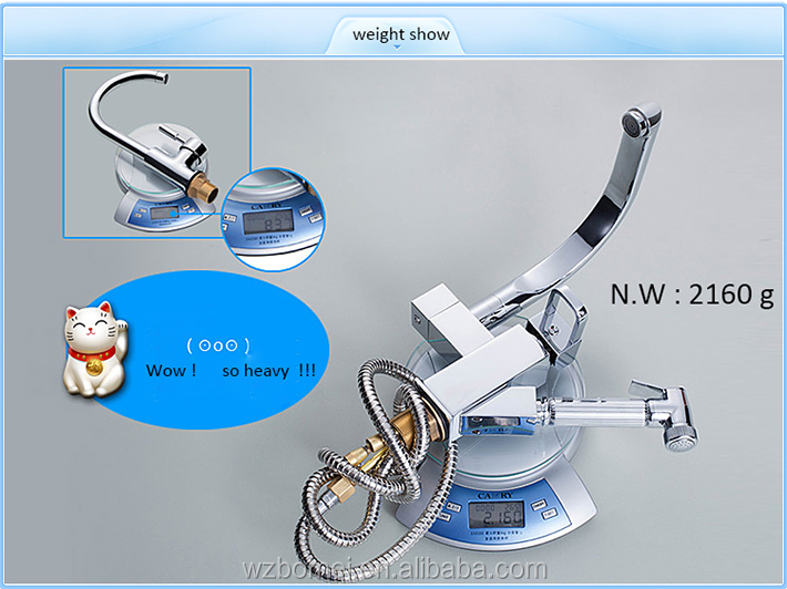 Dual Functions spring pull out Kitchen Faucet sink mixer