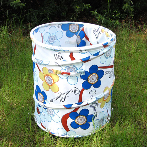Colorful Fabric Animal Shape Pop Up Hamper/storage Bucket2017 ...