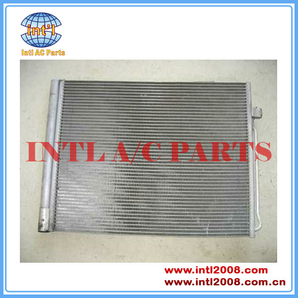 Air conditioning parallel flow condenser FOR BMW X6 08-10 6453972553