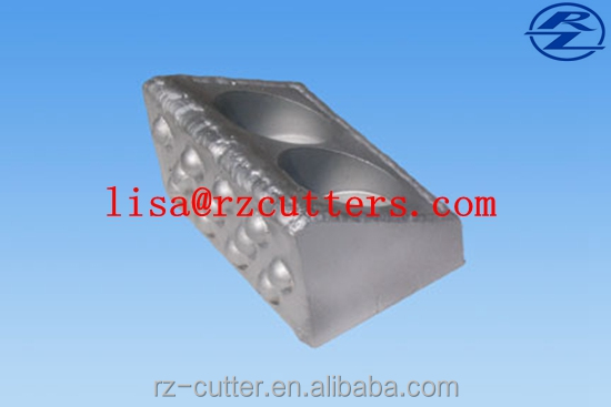 Carbide Insert Bits For Rock Excavation/cross Bits For Pneumatic ...
