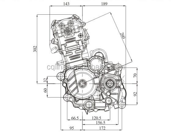 Zongshen Atv Engine Diagram