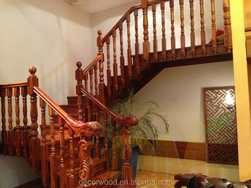 Simple Life Acacia L Shaped Wood Stair Treads