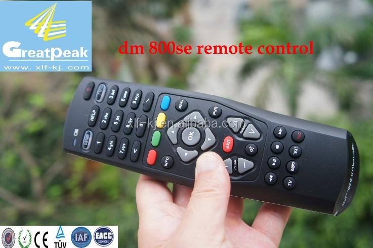 Receiver Satellite For Dreambox 800 Hd Se Clone Remote Control For Dreambox  800 Hd Se V2 In Factory Stock - Buy Dreambox 800 Hd Se Clone Remote
