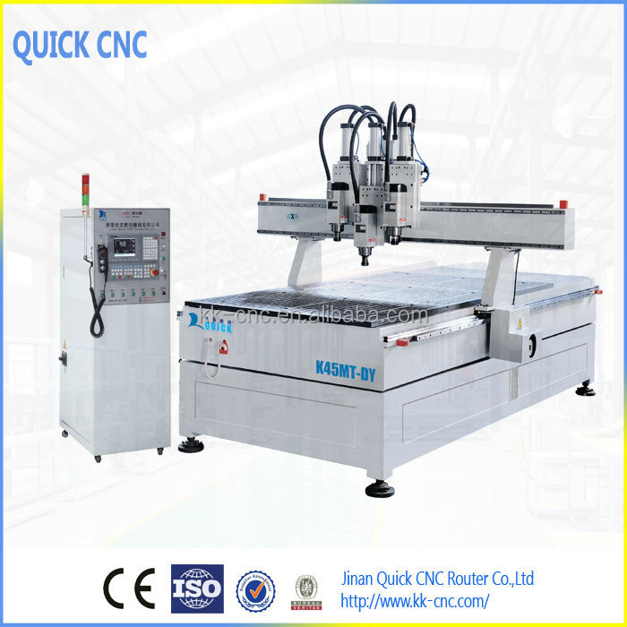 Hot sale 3d CNC Router Woodworking Machine K45MT-DY
