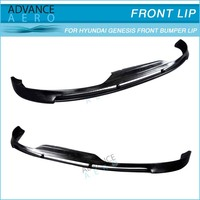 For 10 11 12 Hyundai Genesis Coupe Type S1 Style Pu Front Bumper ...