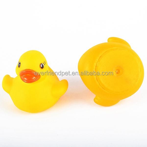 Mini Paarse Eend Badeend Speelgoed Niet Giftig Goedkope