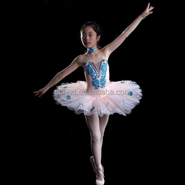 Ephod 2016 Professional Ballet Tutu For Girls Children