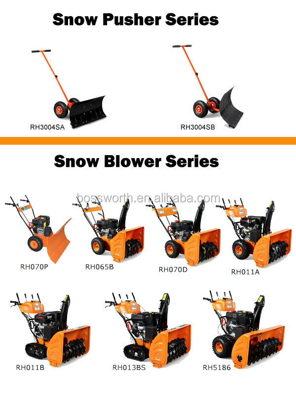 Tracking Type Snow Blower Buy Tracking Snow Blower