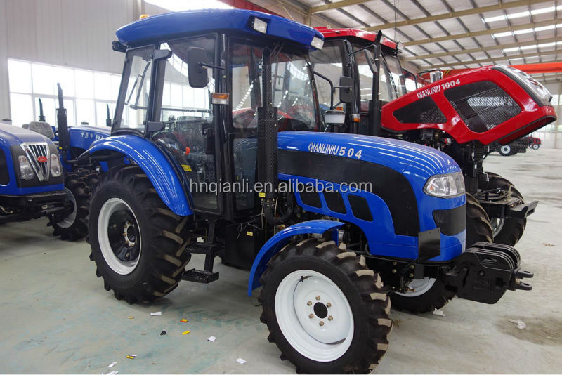 100hp Best Quality Massey Ferguson 375 Model Tractor 4wd