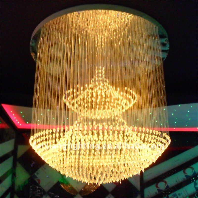 2015 New Pendant Lamp Modern Glass Chandelier Designer Crystal ...