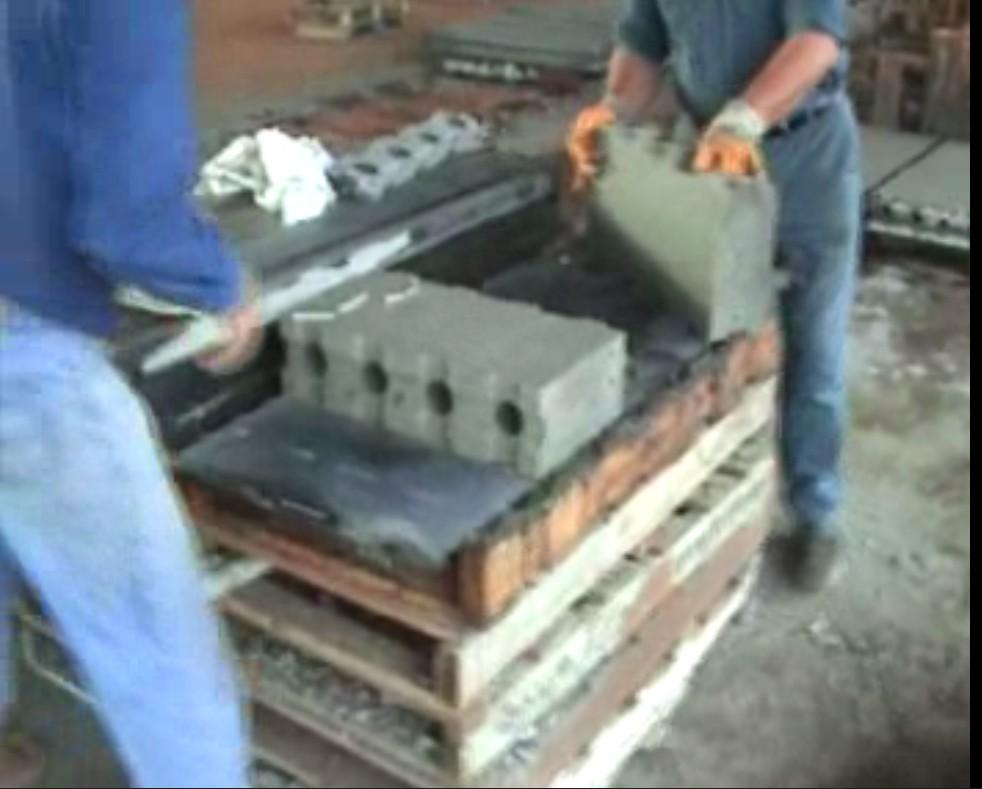 Liteblock Mould Light Weight Concrete Block Mould