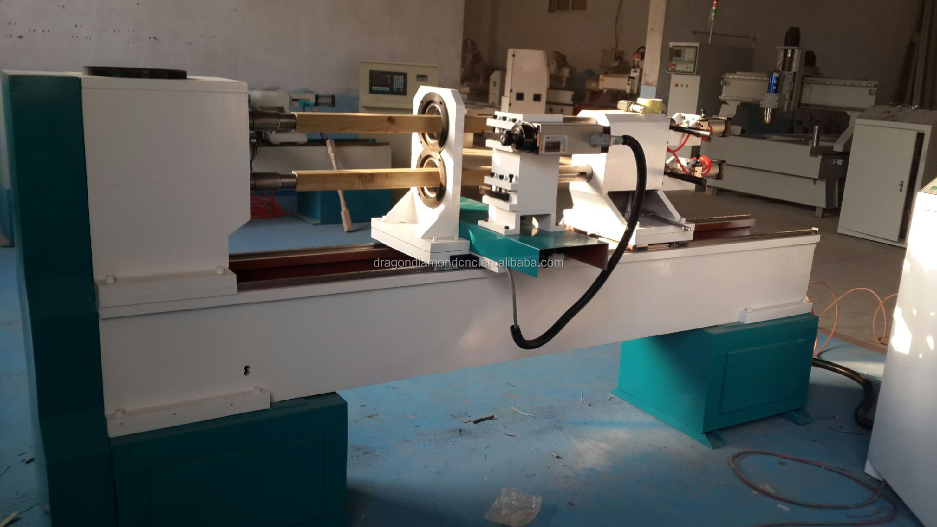 used wood carving machine