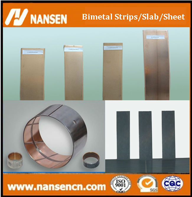 Bimet Al Strip For Bearing