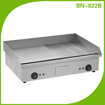 Commercial Quality Electric Burger Bacon Egg Fryer Grill