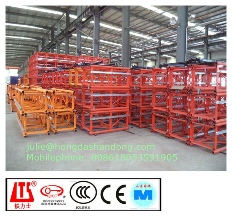 SHANDONG HONGDA TIELISHI Construction Elevator Frequency conversion
