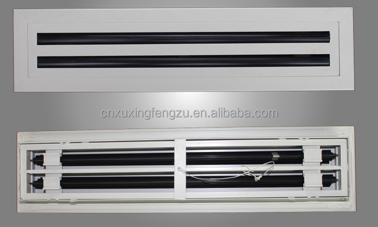Linear Diffusers Hvac : Hvac linear slot diffuser grille for hotel buy