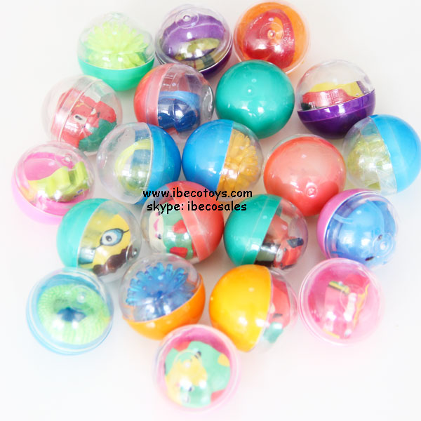 Machine Ball Factory Toy : Toy machine plastic ball capsule with low price buy