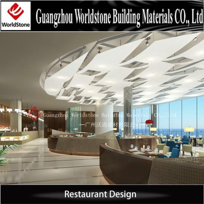 레스토랑 인테리어 바 카운터 레스토랑 가구 디자인 - Buy Product on ...