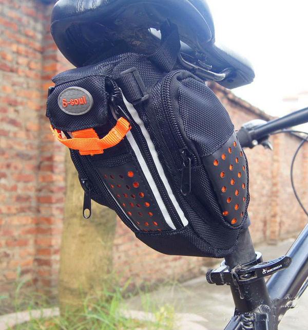 Fashion Mountain Bike Tools Bags Bicycle Saddle Bag For Bike ...