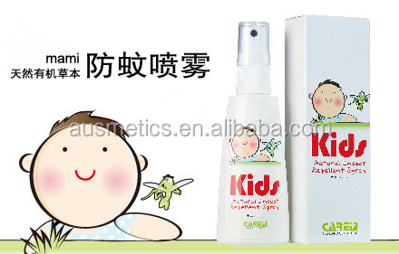 Anti mosquito and insect away spray