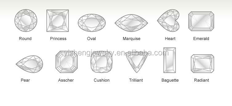Loose Natural Gemstone Srilanka Cut Olive Cubic Zirconia In Stock