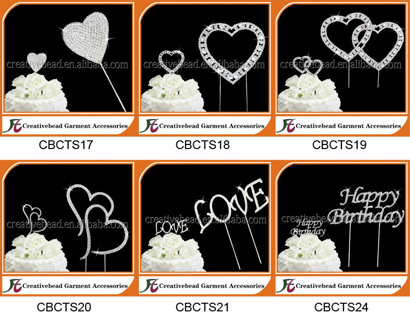 Letter Sparklers For Cake Topper Wholesale