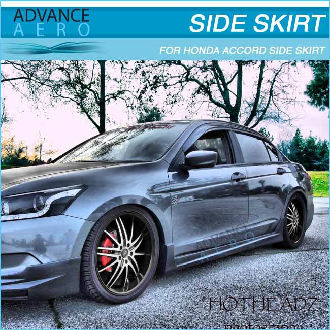For 2008-2010 Honda Accord 4dr Sedan Mug Style Pu Auto Parts Car ...