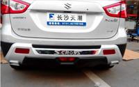 Suzuki S-cross Rear Nudge Bar Rear Bumper Bar - Buy Rear Bumper ...