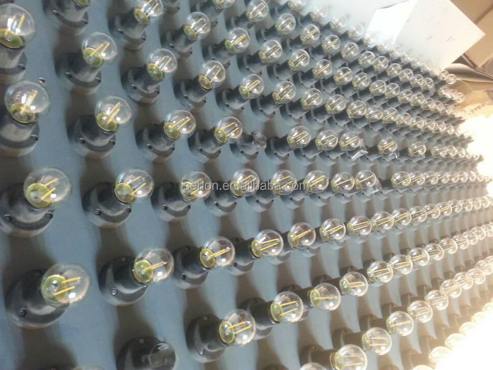 Led Mini Decoration Bulb C7 C9 Led Filament Bulbs 0.5w