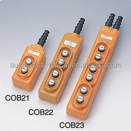 Cob21 direct operation hoist push button pendant switch view cob21 direct operation hoist push button pendant switch mozeypictures Choice Image