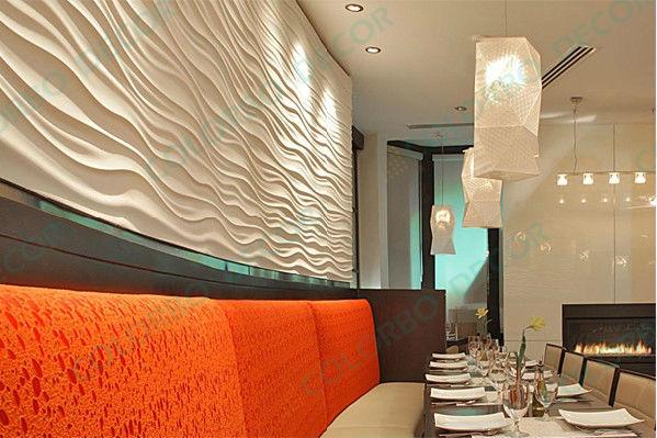 Wholesale Decorative 3d Wall Panel Pvc 3d Interior Wall