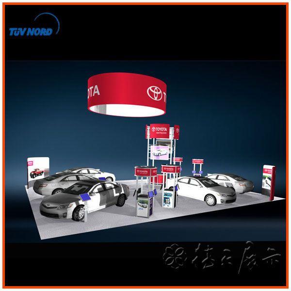 Portable Exhibition Booth Design : Custom portable exhibition booth design aluminum truss