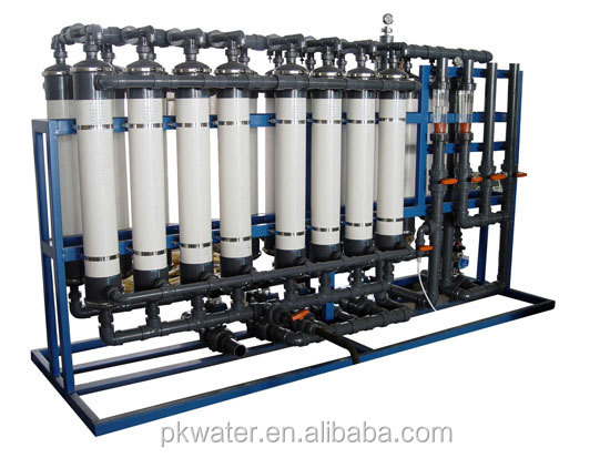 Membrane Ultra-filtration(uf) Unit