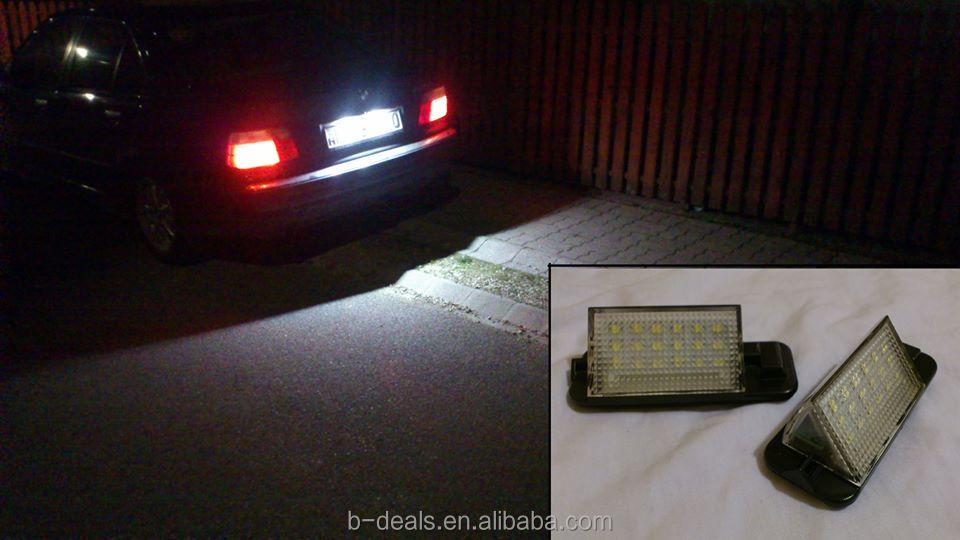 Emark Proved Led License Plate Light E39 Led Tail Light Car Parts