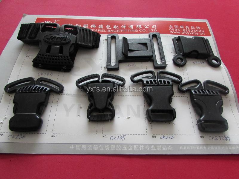 Yixiang Quality Guaranteed Plastic Cam Lock Belt Buckles