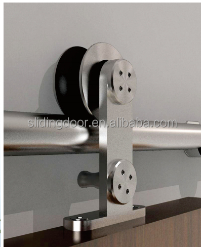 Heavy Duty Sliding Door Roller Stainless Steel 304 Wood