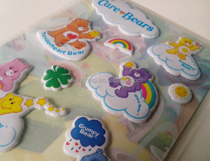 football team sticker decoration world cup sticker