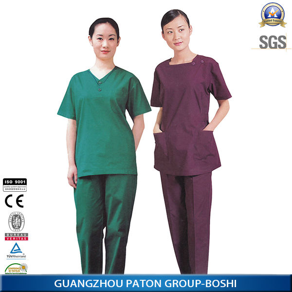 medical cotton doctor operation uniform scrub suit manila