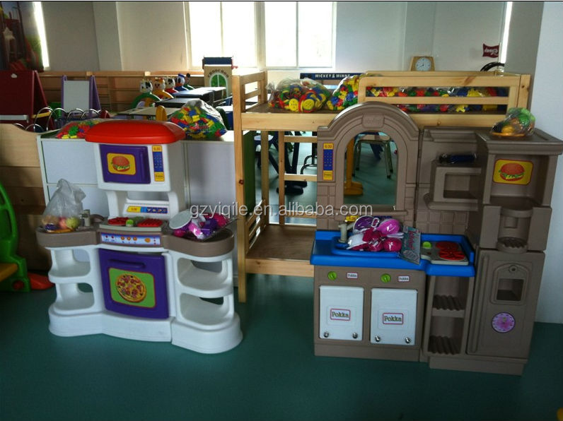 Nursery Doll House Kids Plastic Play Kitchen Buy Doll House