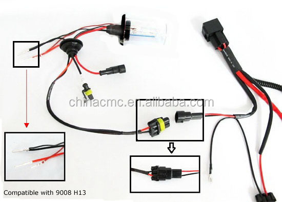 HT153xrFQJgXXagOFbX9 hid conversion kit relay wire harness adapter wiring,heavy duty h4 hid wiring harness controller at creativeand.co