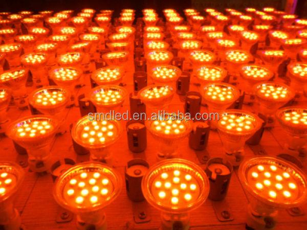 Led Multi Color Led Light Bulbs Mr11 12v 24v