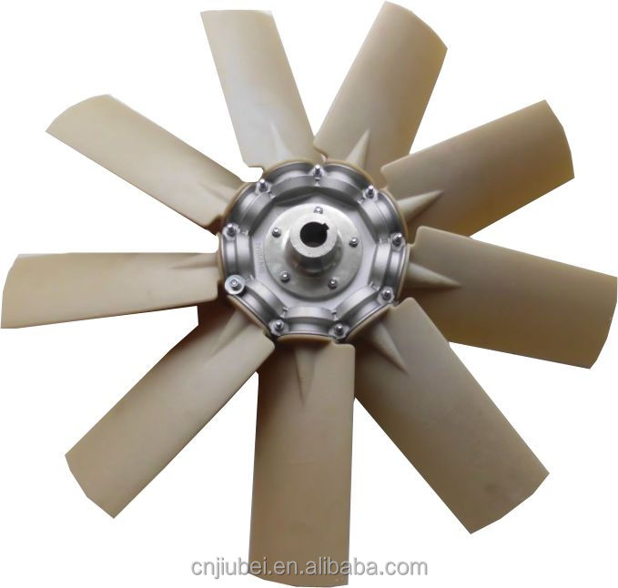 Fan Blades For Small Motors : Rotary air compressor fan motor hydraulic cooling